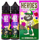 FruitFarm 120ml by Heroes Farm