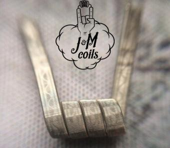 Hologram Staple (мех) (2 шт.) by J&M Coils