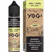 White Grape 60ml by Yogi Farms