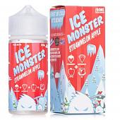 StrawMelon Apple 100ml by Ice Monster