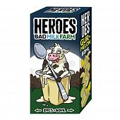BadMilkFarm 120ml by Heroes Farm