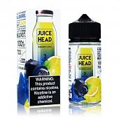 Blueberry Lemon 100ml by Juice Head E-Liquid