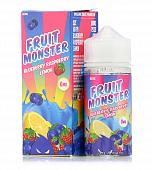Blueberry Raspberry Lemon 100ml by Fruit Monster
