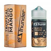 Bursty Mango 98ml by EL Thunder E-Liquid